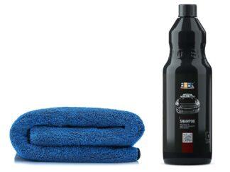 Adbl Shampoo 1L + detailingowy ręcznik osuszający 90x60cm 800gsm