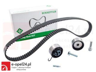 Zestaw paska rozrządu Opel Astra G / Combo C / Corsa C / Meriva A - 1606389 / 93188137