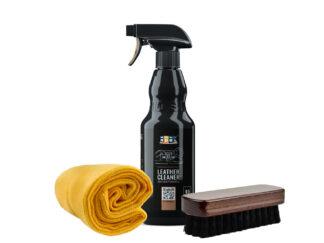 ADBL Leather Cleaner - zestaw do czyszczenia skory - 500ML