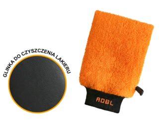 ADBL CLAY MITT - rękawica do mycia i glinkowania