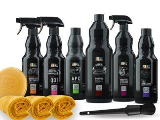 Zestaw profesjonalnych kosmetyków marki ADBL + Akcesoria
