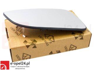 Wkład prawego lusterka bocznego z ogrzewaniem Opel Astra H- 6428785 / 13141985
