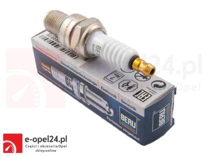 Świeca zapłonowa BERU Opel / GM Astra H III / J IV / Insignia A / Mokka / Zafira B C 1.6 1.8 - 1214112 / 25193473