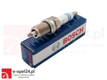 Świeca zapłonowa Bosch Opel Astra H III / J IV / Insignia A / Mokka / Zafira B C 1.6 1.8 - 1214112 / 25193473