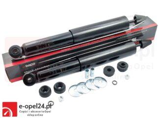 Amortyzatory tylne Opel Corsa C - 1.0 / 1.2 / 1.3 / 1.7 - 436180 / 93176933