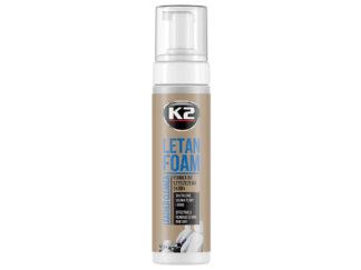 K2 LETAN FOAM - środek do czyszczenia skórzanej tapicerki