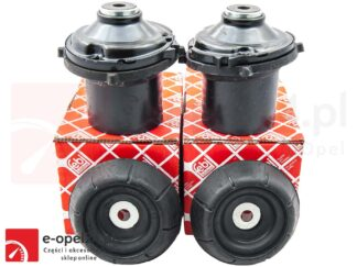 Zestaw poduszek i łożysk przednich amortyzatorów - Opel Astra G / Vectra B - 344523 / 90468554 / 0312510 / 90468618