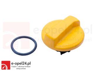 korek wlewu oleju Opel Astra G H / Meriva A / Tigra B / Signum / Vectra B C / Zafira A B - 1.4 / 1.6 / 1.8 - 650103 / 90536291
