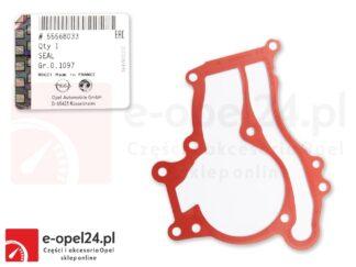 Oryginalna uszczelka pompy wody Opel Adam / Astra J / Corsa D E / Insignia A / Meriva B / Zafra C - 1.2 / 1.4 - 1334129 / 55568033