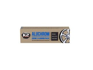K2 ALUCHROM PASTA POLERSKA DO FELG ALUMINIUM CHROM